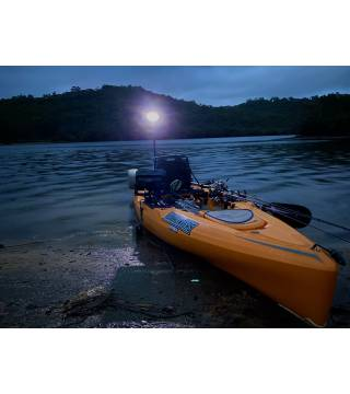 BerleyPro Orb 360 Degree Kayak Light