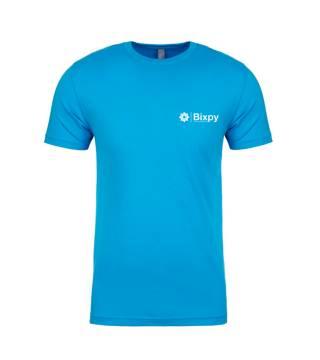 Bixpy T-shirt - Blue