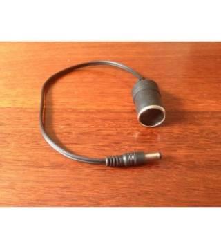 12V Cigarette lighter adapter